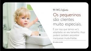 wc infantis