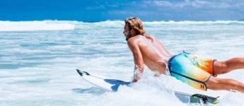 The 73 Boardshort, by Kikas para Billabong