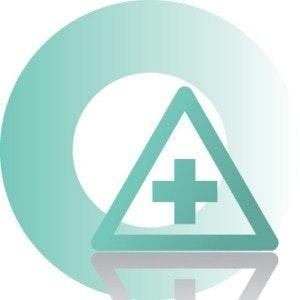 Logo seguridad y salud