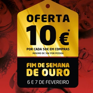FIM-DE-SEMANA DE OURO