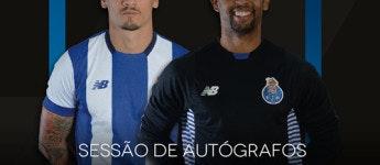 FC Porto - Sessão Autógrafos