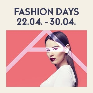 Fashion Days im Alexa