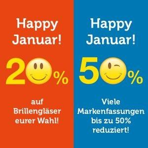 Optiker Bode Happy Januar